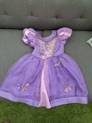Rapunzel fancy dress size 3-4 for Sale in Chino, CA