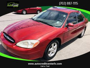 2001 Ford Taurus for Sale in Las Vegas, NV