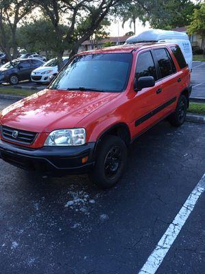 Honda Cr-v 2000 for Sale in Tamarac, FL