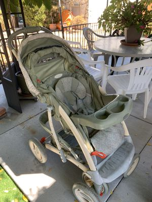 Stroller and Car Seat with detachable base for Sale in San Diego, CA