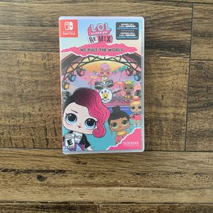 LOL Surprise Remix We Rule the World [ Bonus Edition ] (Nintendo Switch) for Sale in Los Angeles, CA
