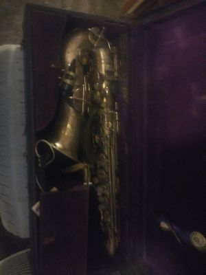Buscher saxophone for Sale in Milton, MA