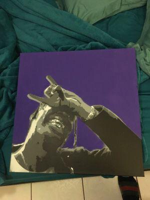 Travis Scott painting for Sale in Hialeah, FL