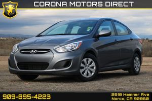 2017 Hyundai Accent for Sale in Norco, CA