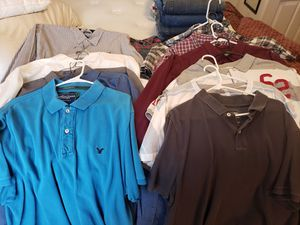 Big Guy Clothes in Good Condition for Sale in Valley Center, KS