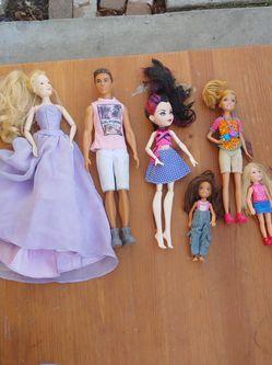 Barbie Dolls for Sale in Stockton,  CA