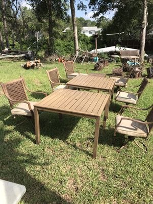 Patio furniture for Sale in Edgewater, FL