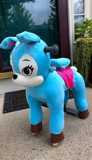 Toys, riding deer for Sale in Sterling, VA