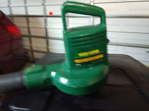 Weed eater Ground Sweeper electric blower for Sale in Land O' Lakes, FL