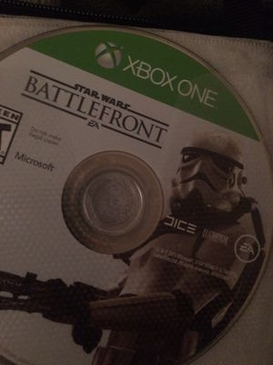 Star Wars battlefront Xbox one for Sale in Fontana, CA