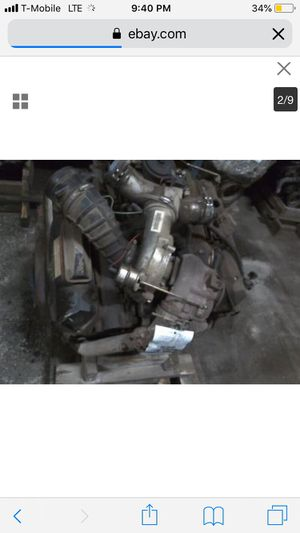 2001 Ford F-350 engine 7.3 liters for Sale in Miami, FL