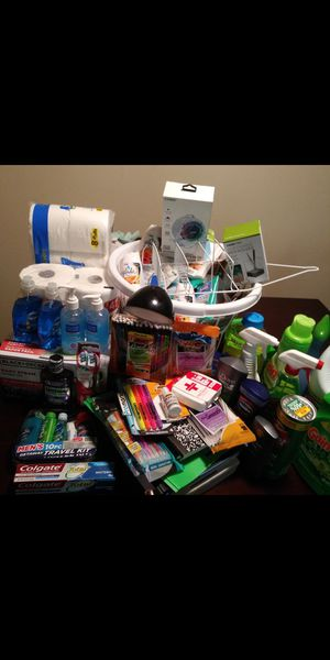 College care pack or move in pack for Sale in Charlotte, NC
