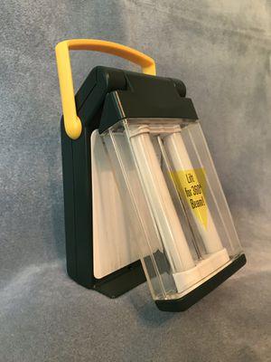 Folding fluorescent lantern for Sale in Bolingbrook, IL