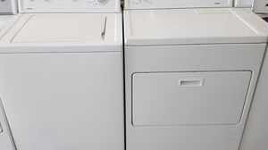 Kenmore heavy duty washer/ electric dryer set for Sale in Modesto, CA