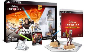 Disney Infinity ps3 starwars starter set new for Sale in San Diego, CA