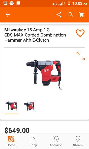 Brand new Milwaukee power tools for Sale in Montrose, CO