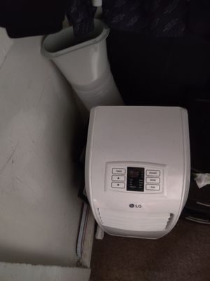 LG AC portable for Sale in Vallejo, CA