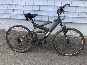26 inch mongoose dual suspension needs a seat post for Sale in Pawtucket, RI