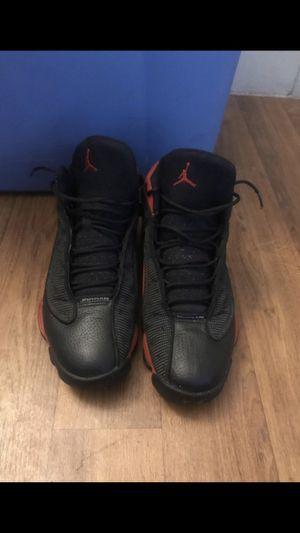 Jordan bred 13 size 12 for Sale in Tampa, FL