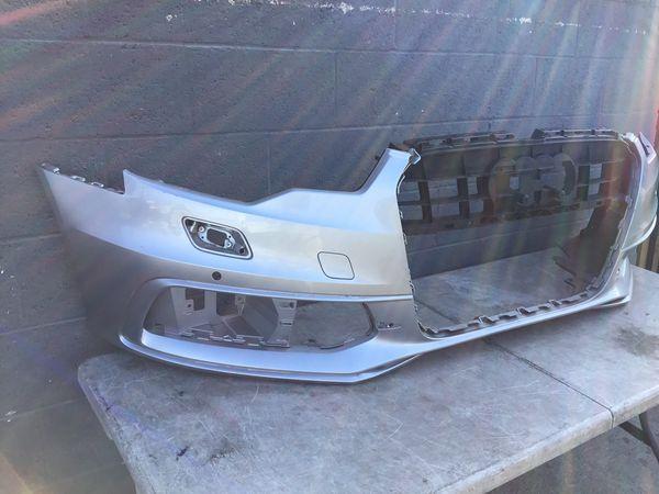 Audi A6 S Line Front Bumper Cover OEM 2012 2013 2014 2015