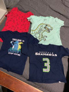 Kids shirts and other clothes for Sale in Tacoma, WA