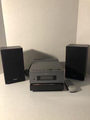 Sony Compact Disc Receiver HCD-CBX1 for Sale in Ellendale, DE