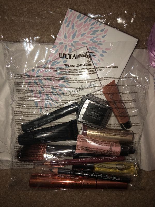 Ulta Beauty Makeup Bag