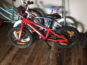 "Specialized hotrock kids bike 16"" tires for Sale in Houston, TX"