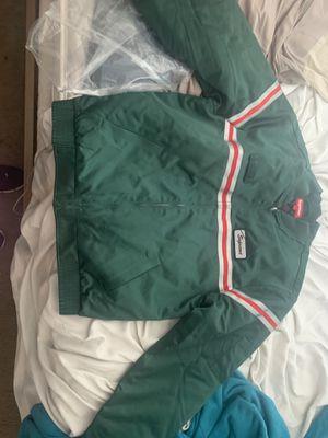 Supreme Reflective Work Jacket Size Large for Sale in Portland, OR