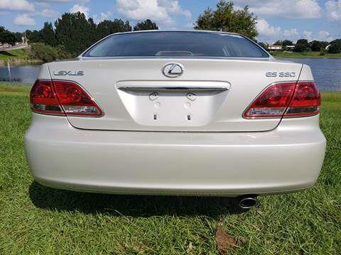 2005 es330