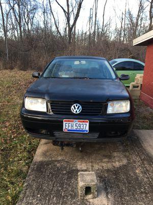 2001 Volkswagen Jetta for Sale in Sunbury, OH