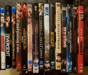 15 Movie's For $43 for Sale in Victoria, TX