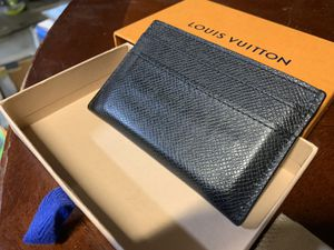 Louis Vuitton wallet or card holder for Sale in Antioch, CA