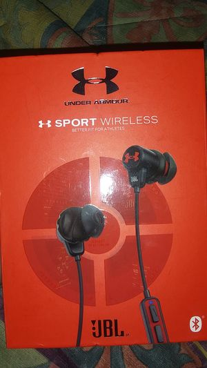 Under armour JBL for Sale in Tulare, CA