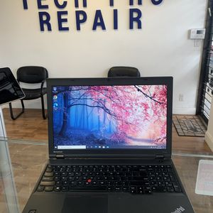 "Lenovo T540P 15.6"" laptop. i5 vPro, 8gb RAM, 256gb SSD, Windows 10 Pro for Sale in Fort Lauderdale, FL"