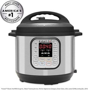 Instant Pot DUO60 6 Qt 7-in-1 Multi-Use Programmable Pressure Cooker for Sale in Columbus, OH