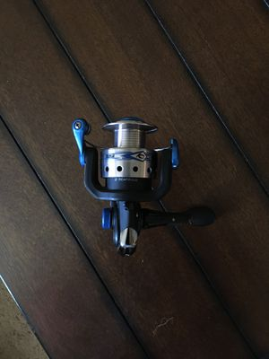 Zebco Genesis Spinning Fishing Reel for Sale in Santa Rosa, CA