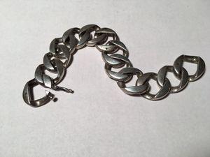 Sterling Silver Arab Bracelet (antique) for Sale in Chicago, IL