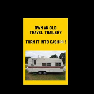 ISO - 1980's/1990's travel trailers,toy haulers for Sale in Las Vegas, NV