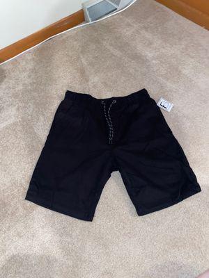 Large Mens Jogger Black Shorts for Sale in Amherst, VA