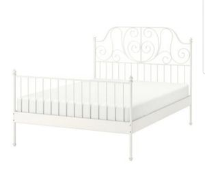IKEA Leirvik QUEEN SIZE bed frame for Sale in Industry, CA