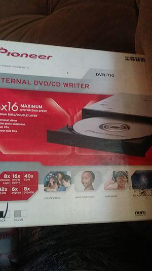 Pioneer DVD/CD writer brand new in box for Sale in Leesburg, GA