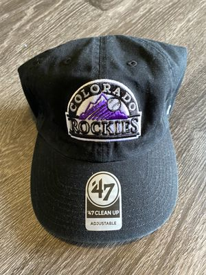 MLB Colorado Rockies 47 Brand Baseball Cap for Sale in NEW PRT RCHY, FL