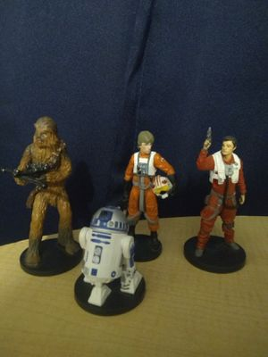 Star Wars Disney Figurines for Sale in Pittsburgh, PA