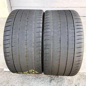 295/30/20 Michelin pilot sport 4s for Sale in Lynwood, CA