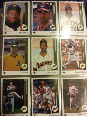 Huge lot of Baseball Cards (serious offers only) for Sale in Salinas, CA