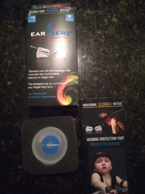 Noise cancelling earbuds....Only $35.00! for Sale in San Antonio, TX