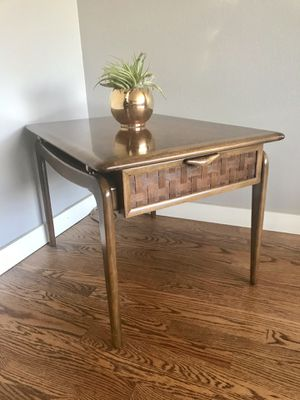Vintage Mid-Century Lane Perception End Table / Side Table / Nightstand - Price Firm for Sale in Maple Valley, WA