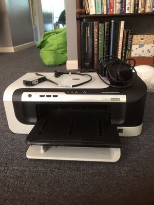 HP office jet 6000 wireless color printer. Like new, rarely used. $200 for Sale in Albany, NY