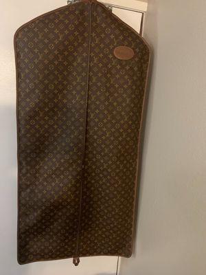 Vintage Louis Vuitton monogram garment bag for Sale in Henderson, NV
